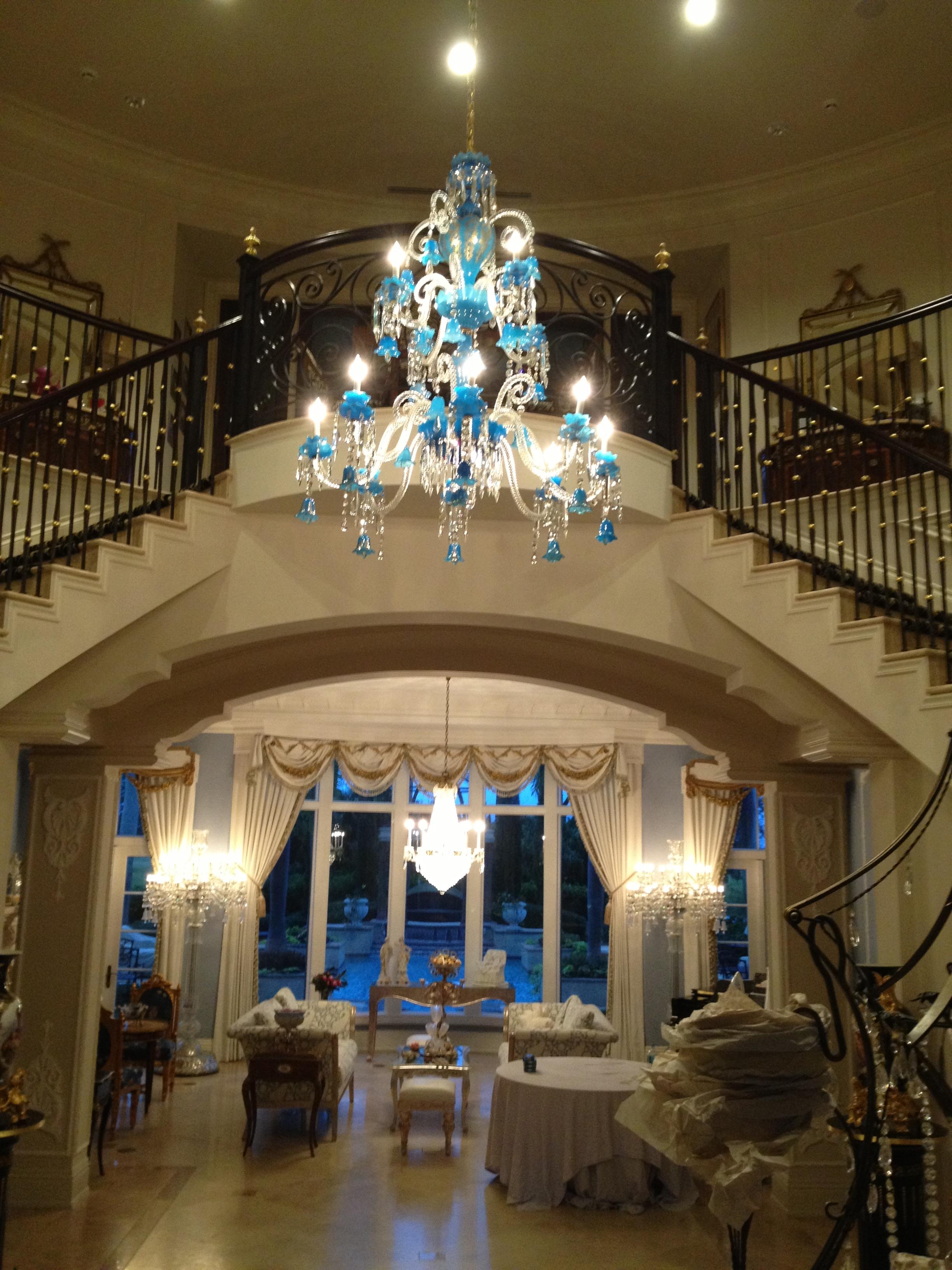 Chandelier repair nj chandelier restoration manhattan ny arubaitofo Image collections
