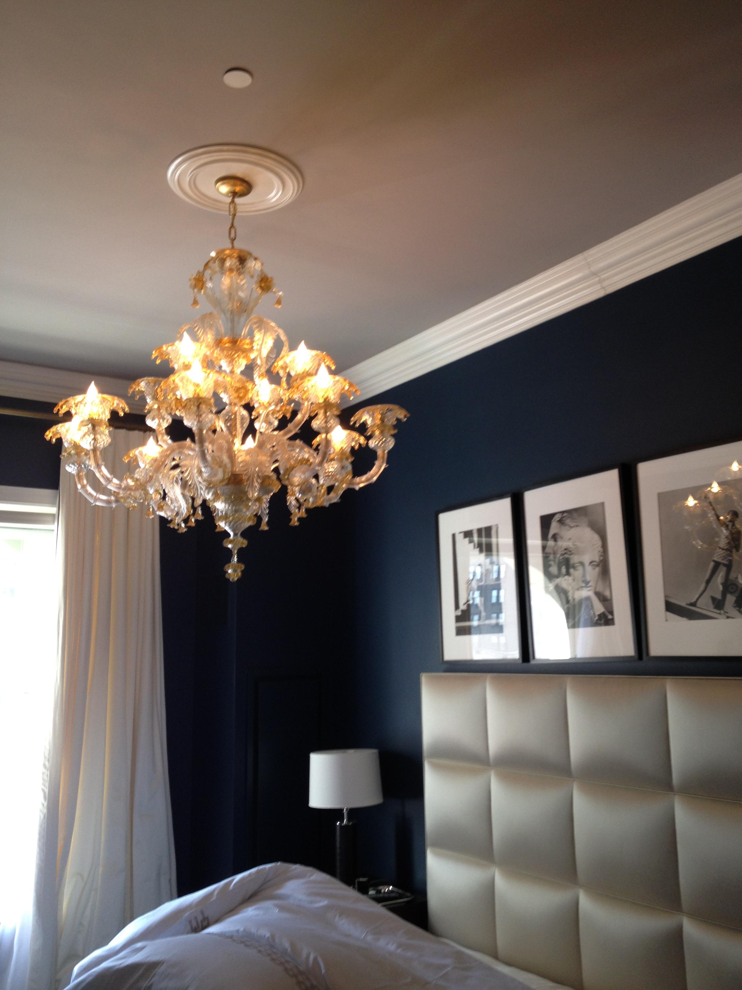 Chandelier installer new jersey expert lighting murano chandelier service mozeypictures Choice Image