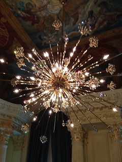 Professional chandelier repair service ny nj expert lighting chandelier repair 1 aloadofball Choice Image